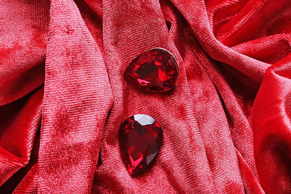 real ruby stone
